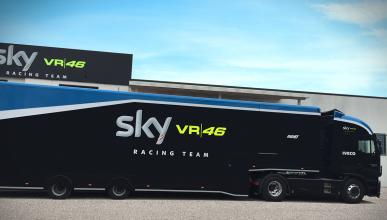 Iveco renueva patrocinio con el Sky VR46 Team de Moto3