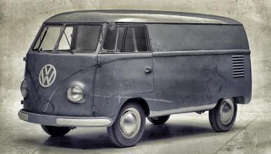 65 aniversario del Volkswagen Transporter 'Bulli'