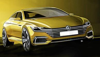 Nuevo 'render' del Volkswagen CC por X-Tomi