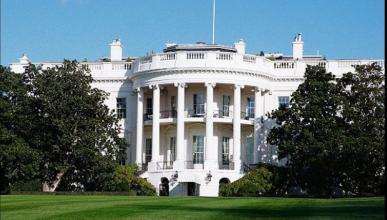 Policías borrachos habrían chocado contra la Casa Blanca
