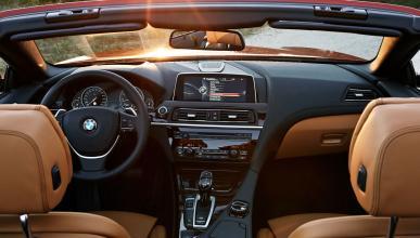 BMW Serie 6 2015 habitáculo