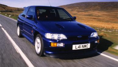 A la venta un Ford Escort RS Cosworth de 1994
