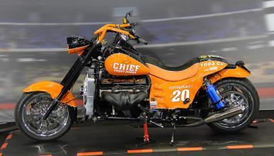 Chief Chevy Power, una moto con 1.003 CV
