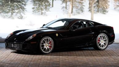 Subastado un raro Ferrari 599 GTB con cambio manual