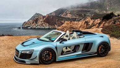 Audi R8 V10 PPI Speed Design estatica