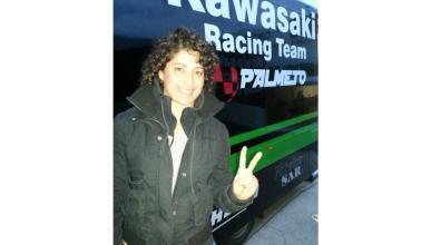Elena Rosell vuelve al mundo del motociclismo