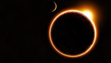 Hacerse un selfie durante un eclipse puede provocar ceguera