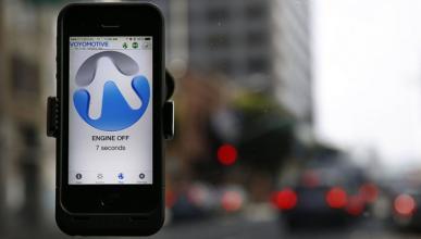 Voyo, la app que introduce el start-stop en cualquier coche
