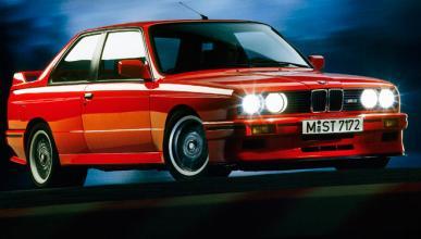 El M3 E30 inspirará al próximo BMW M