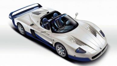 A la venta un Maserati MC12 con solo 850 km