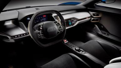 La nueva filosofía de diseño de interiores de Ford