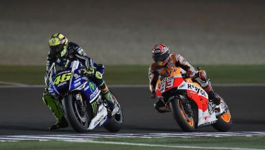 Previo GP de Catar 2015: las motos arrancan el jueves 26