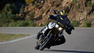 Neumático Dunlop TrailSmart para motos trail