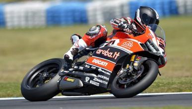 Troy Bayliss se retira de Superbike