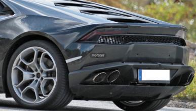 Lamborghini Huracán tracción trasera