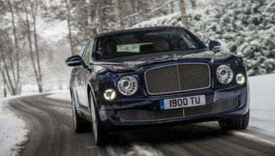 Bentley Mulsanne LWB, ¡cazado!