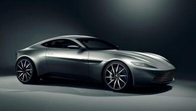 El Aston Martin DB9 2016 ya rueda en Nürburgring