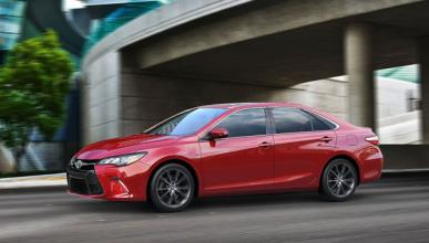 Toyota Camry Extremo: tiene más bien poco de extremo...