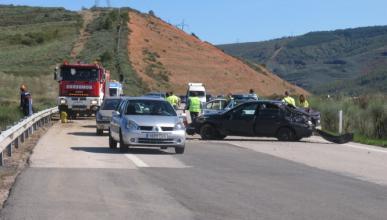 España, cuarto país de la UE con menos muertos en carretera