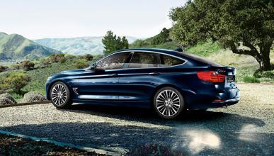 BMW Serie 3 Luxury Lounge Edition