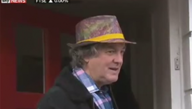 James May pone en duda su continuidad en Top Gear