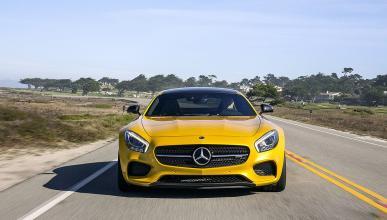 Mercedes AMG GT Black Series: pillado en Nürburgring