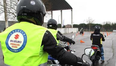 Escuela de conducción segura Suzuki