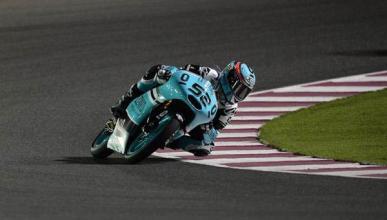 Libres 1 Moto3 GP de Qatar 2015: Danny Kent toma el mando