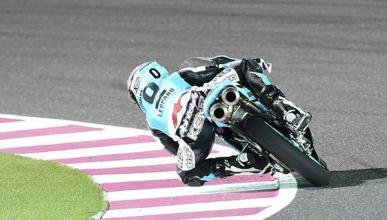 Libres 3 Moto3 GP de Qatar 2015: Kent retoma el liderato