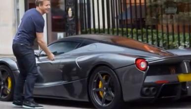 El chef Gordon Ramsay se compra un Ferrari LaFerrari