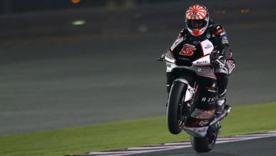 Parilla de salida Moto2 GP de Qatar 2015