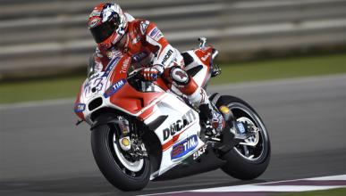 Clasificación MotoGP GP de Qatar 2015: pole para Dovizioso
