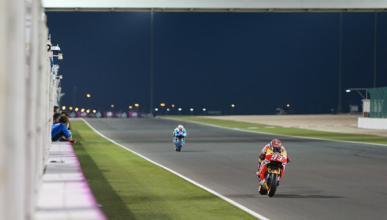 Parilla de salida MotoGP GP de Qatar 2015