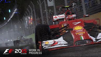 El juego F1 2015 llegará en junio con mayor realismo