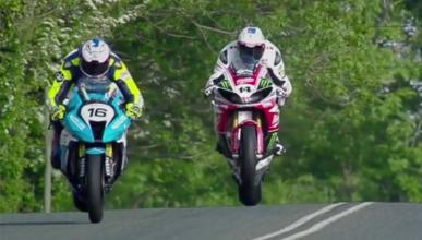 Vídeo: El TT de la Isla de Man 2014 en slow motion