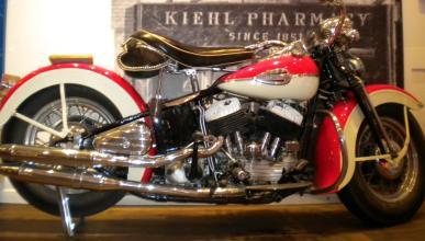 La mayor concentración de Harley Davidson en Bilbao