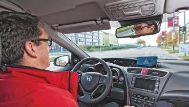 Señales de tráfico inteligentes para evitar accidentes