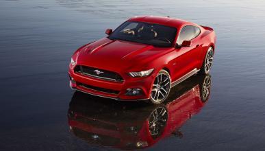 ¿Cuáles son los colores favoritos para el Ford Mustang?