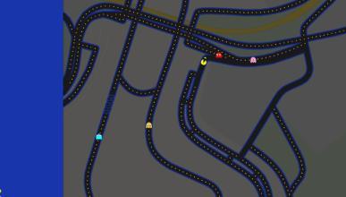¡Ya puedes jugar al Pac-Man en Nürburgring con Google!