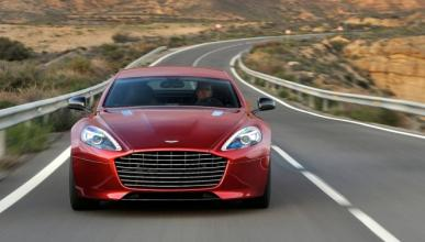 Un posible Aston Martin eléctrico para destronar al Model S