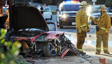 Porsche culpa a Rodas del fatal accidente de Paul Walker