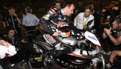 Moto2: la mala suerte persigue a Johann Zarco