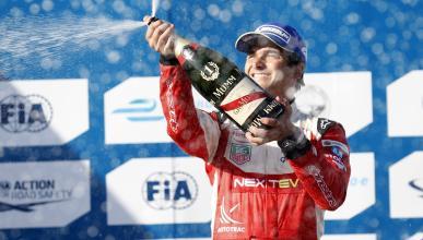 Fórmula E, Long Beach: Nelson Piquet, sexto ganador