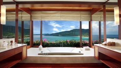 Los cinco baños de hotel con las vistas más espectaculares