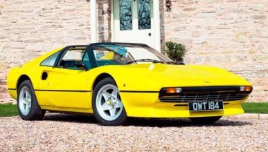 Sale a subasta un Ferrari 308 GTS de 1978