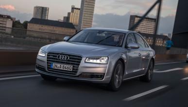 Nuevos Audi A8 y S8: más detalles
