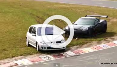 Incidente en Nürburgring: ¿quién tiene la culpa?