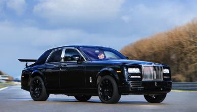 Rolls-Royce Proyecto Cullinam delantera