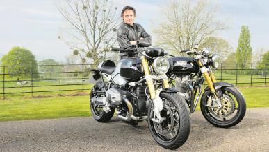 Top Gear: las motos de sus presentadores, a subasta