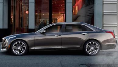 Todos los secretos del nuevo Cadillac CT6